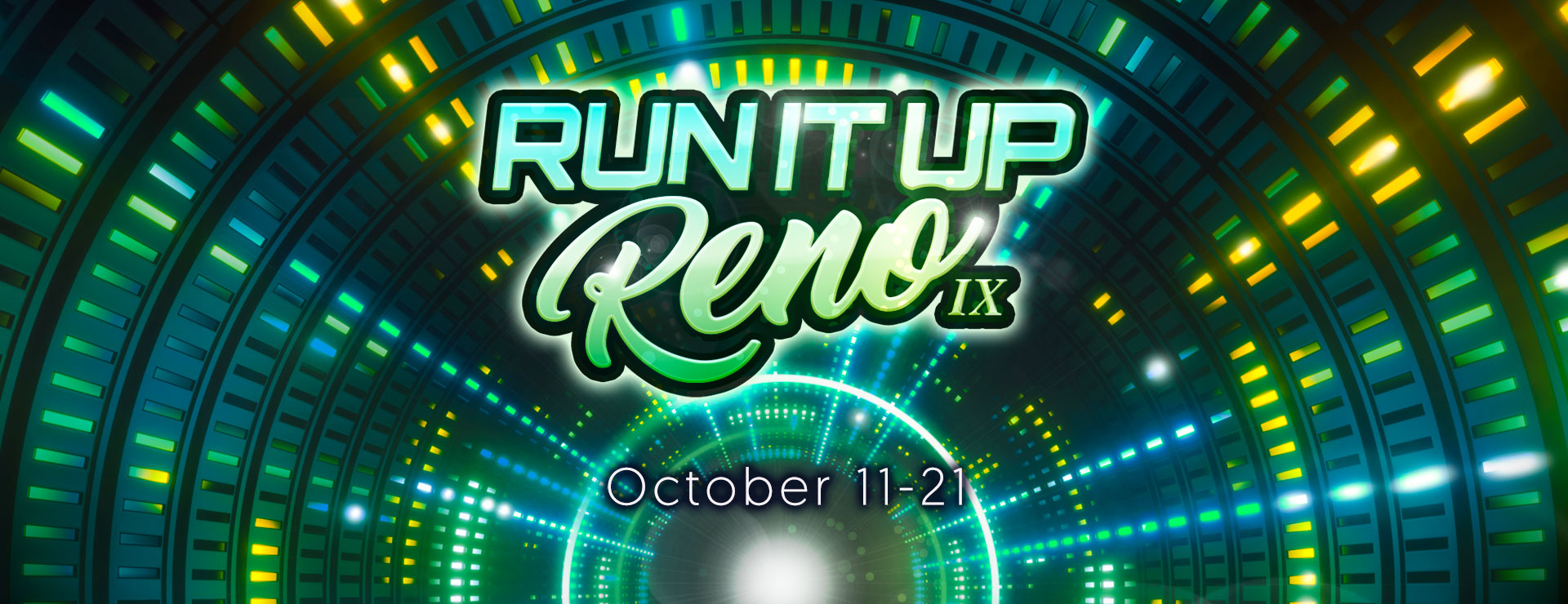 Run It Up Reno IX