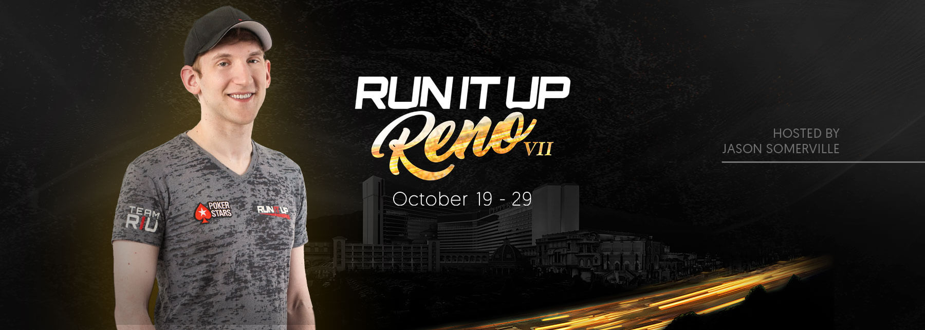 Run It Up Reno VII